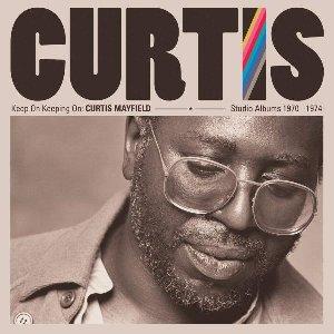 Keep on keeping on : studio albums 1970-1974 |