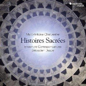 Histoires sacrées | Charpentier, Marc-Antoine (1643-1704). Compositeur