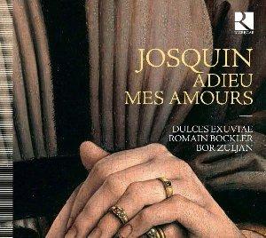Adieu mes amours | Josquin Des Prés (1440?-1521?). Compositeur
