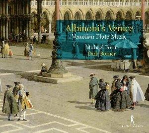 Albinoni's Venice : venetian flute music |
