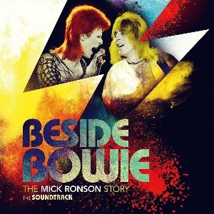 Beside Bowie, the Mick Ronson story : BO du documentaire de Jon Brewer