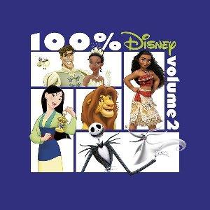 100% Disney : vol.2