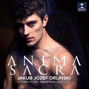 Anima sacra : sacred baroque arias