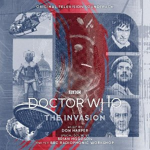 Doctor Who, the invasion : b.o.f  de la série TV