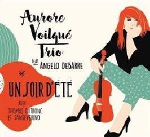 Un soir d'été / Aurore Voilqué Trio | Voilqué, Aurore