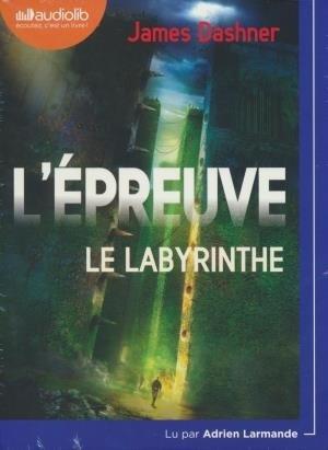 [Le]labyrinthe / James Dashner | Dashner, James