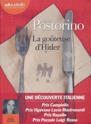 Goûteuse d'Hitler (La) / Rosella Postorino | Postorino, Rosella (1978-....). Auteur
