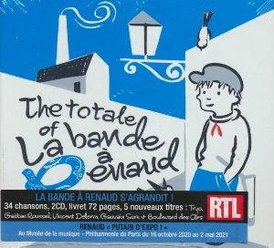 Totale of la bande à Renaud (The) / Tryo | Coeur de pirate (1989-....). Chanteur