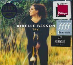 Try! / Airelle Besson   Besson, Airelle. Musicien