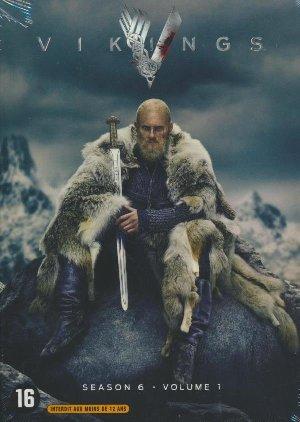 Vikings : saison 6, volume 1 / Ken Girotti, Ciaran Donnelly, Johan Renck, réal. | Girotti, Ken. Metteur en scène ou réalisateur