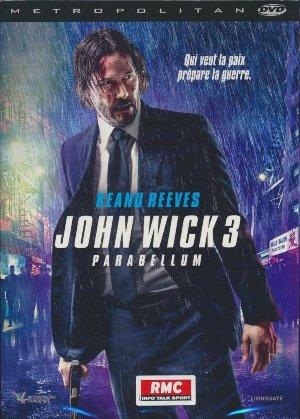 John Wick 3 : parabellum / Chad Stahelski, réal. |