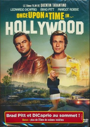 Once upon a time in... Hollywood / Quentin Tarantino, réal., scénario |