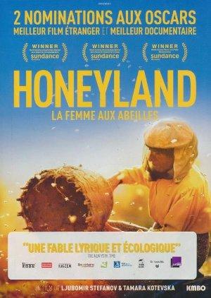 Honeyland, la femme aux abeilles = Honeyland / Ljubomir Stefanov et Tamara Kotevska, Réal. | Stefanov, Ljubomir. Réalisateur
