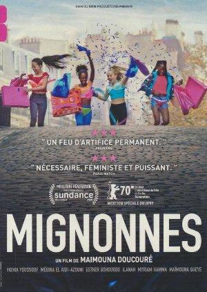 Mignonnes / Maimouna Doucouré, Réal. | Doucouré, Maimouna. Réalisateur