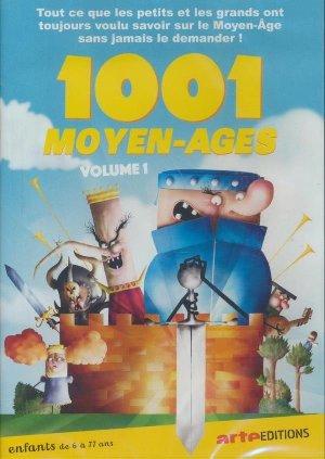 1001 Moyen-âges : volume 1 / Paul Bourgois, Jérémie Malavoy et Jérémy Boulard le Fur, Réal.  
