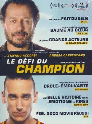 Le défi du champion / Leonardo D'Agostini, réal., idée orig., scénario |