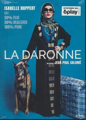 La Daronne / Jean-Paul Salomé, réal., scénario, adapt., dial. |