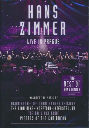 Live in Prague : Best of Hans Zimmer (The)