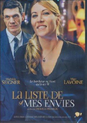 Liste de mes envies (La) | Le Pêcheur, Didier. Monteur