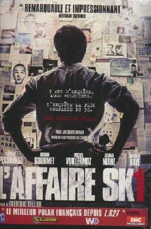 Affaire SK1 (L') | Tellier, Frédéric. Monteur