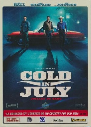 Cold in july | Mickle, Jim. Monteur