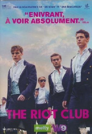 Riot club (The) | Scherfig, Lone. Monteur