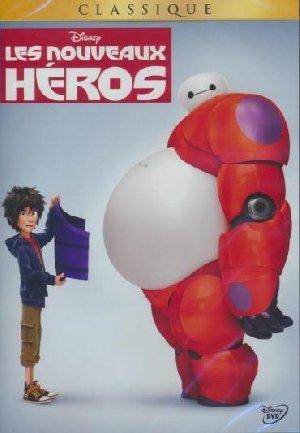Nouveaux héros (Les) = Big Hero 6 | Hall, Don. Monteur