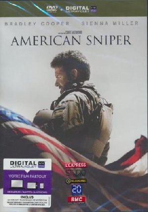 American sniper | Eastwood, Clint. Monteur