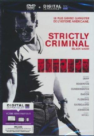 Strictly criminal = Black mass | Cooper, Scott. Monteur