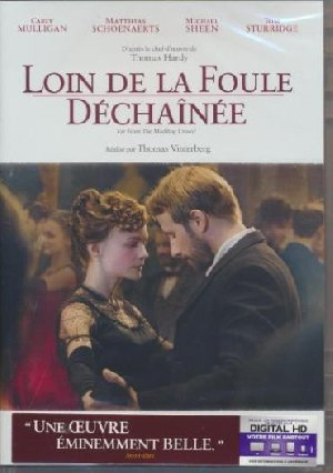 Loin de la foule déchaînée = Far from the madding crowd | Vinterberg, Thomas. Monteur