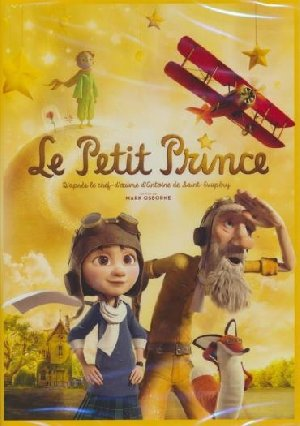 Petit Prince (Le) = Little prince (The) | Osborne, Mark. Monteur