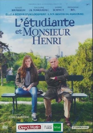 Etudiante et Monsieur Henri (L') | Calbérac, Ivan (1970-....). Monteur