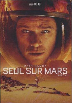 Seul sur Mars = Martian (The)   Scott, Ridley. Monteur