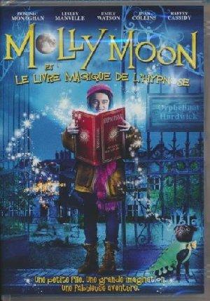 Molly Moon et le livre magique de l'hypnose | N. Rowley, Christopher. Monteur