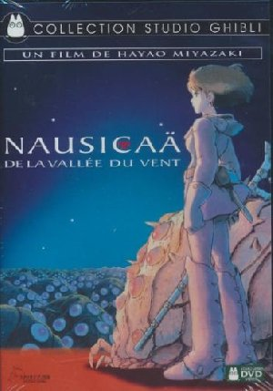 Nausicaä de la vallée du vent = Nausicaä of the valley of the wind | Miyazaki, Hayao (1941-....). Monteur