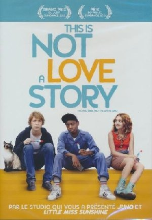 This is not a love story = Me and Earl and the dying girl | Gomez-Rejon, Alfonso. Monteur