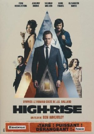 High-rise | Wheatley, Ben. Monteur