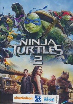 Ninja turtles 2 = Teenage Mutant Ninja Turtles : out of the shadows | Green, Dave. Monteur