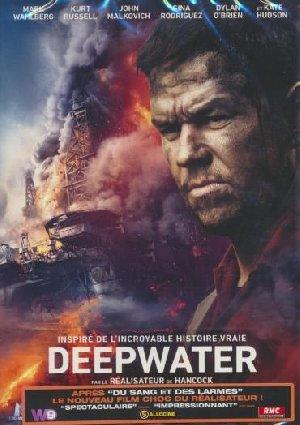 Deepwater = Deepwater Horizon / Peter Berg, Réal. | Berg, Peter. Monteur