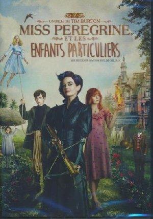 Miss Peregrine et les enfants particuliers = Miss Peregrine's home for peculiar children | Burton, Tim. Monteur