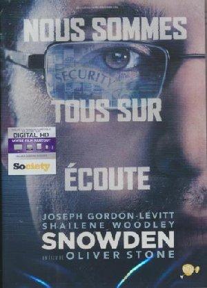 Snowden   Stone, Oliver. Monteur