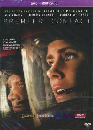 Premier contact = Arrival | Villeneuve, Denis. Monteur