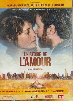 Histoire de l'amour (L') | Mihaileanu, Radu (1958-....). Monteur