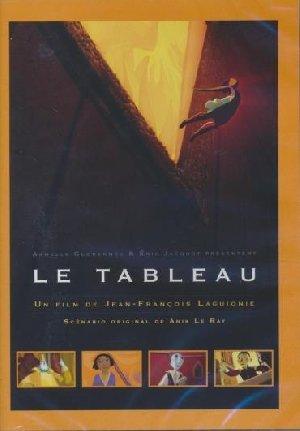 tableau (Le) | Laguionie, Jean-François. Monteur