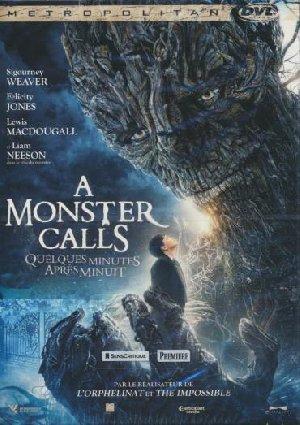 A monster calls = A monster calls : quelques minutes après minuit | Bayona, Juan Antonio. Monteur