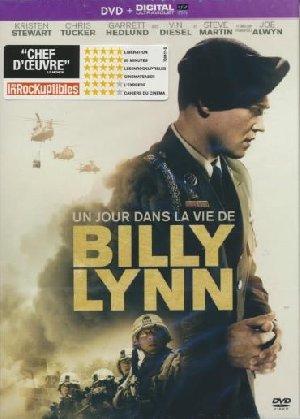 Un jour dans la vie de Billy Lynn = Billy Lynn's long halftime walk | Lee, Ang. Monteur