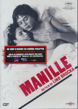 Manille = Maynila : sa mga kuko ng liwanag | Brocka, Lino. Monteur