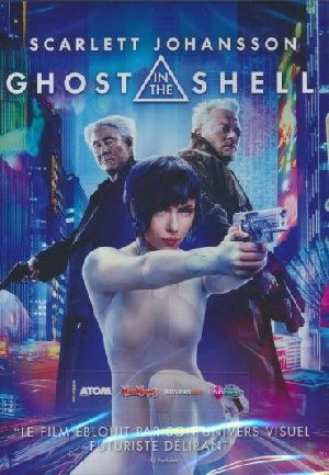 Ghost in the shell | Sanders, Rupert. Monteur