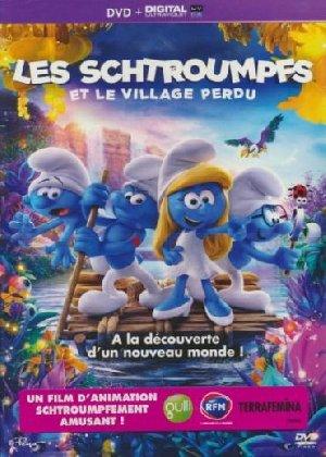 Schtroumpfs et le village perdu (Les) = Smurfs : the lost village | Asbury, Kelly. Monteur