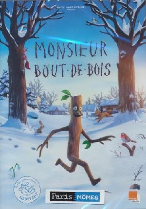 Monsieur Bout-de-Bois = Stick Man | Jaspaert, Jeroen. Monteur